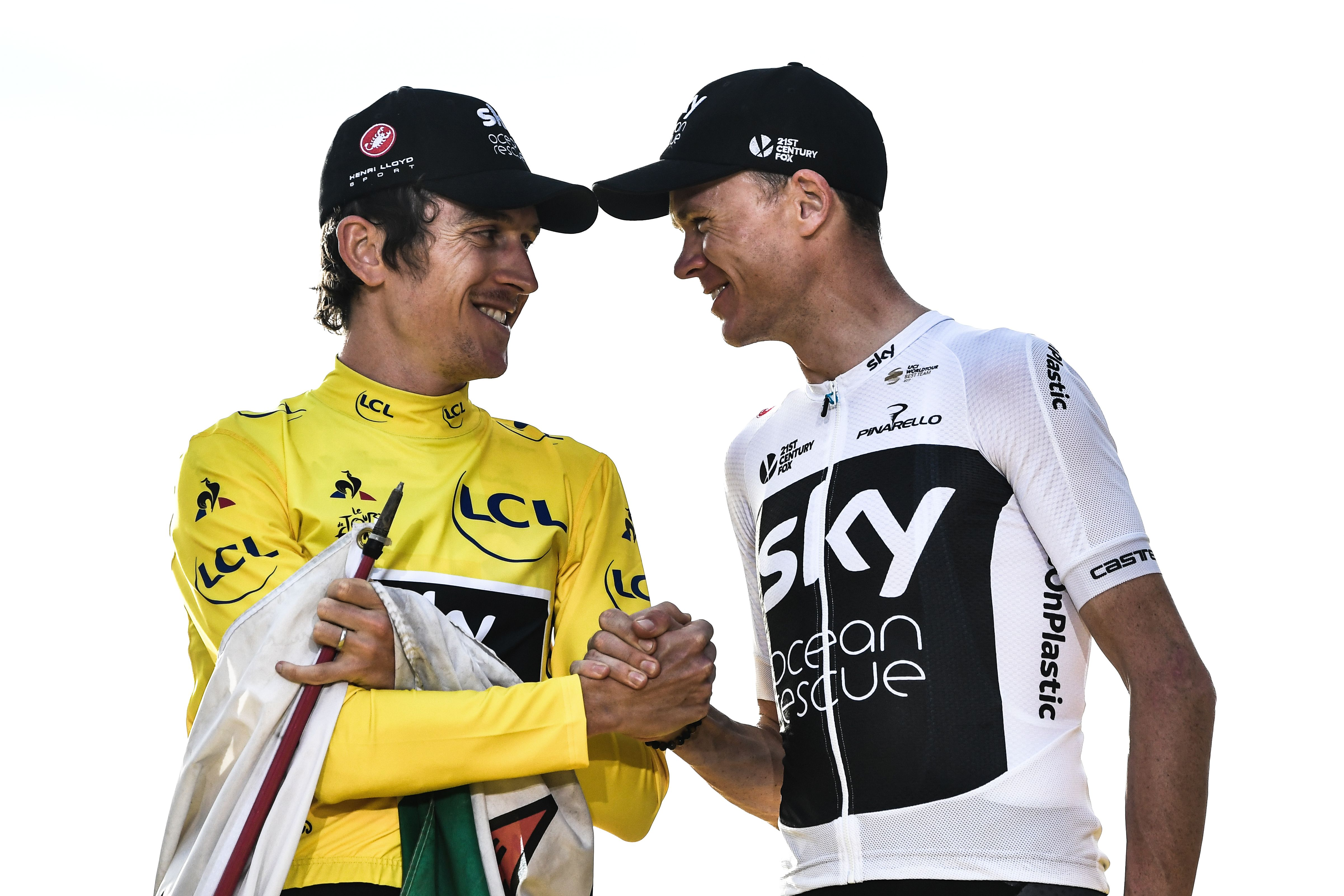 Ratcliffe's takeover of cycling giants Team Sky - which will be renamed Team Ineos - was completed on Tuesday