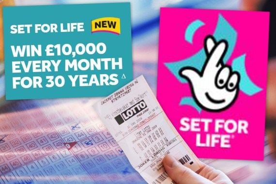 Can you imagine what you could enjoy if you had £10,000 every month for 30 years?