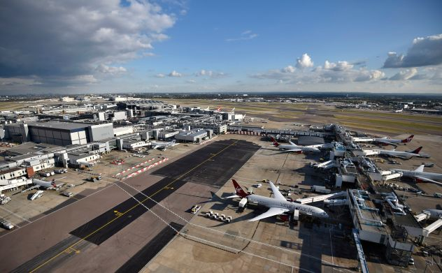 Protesters warned they would target Heathrow Airport from tomorrow