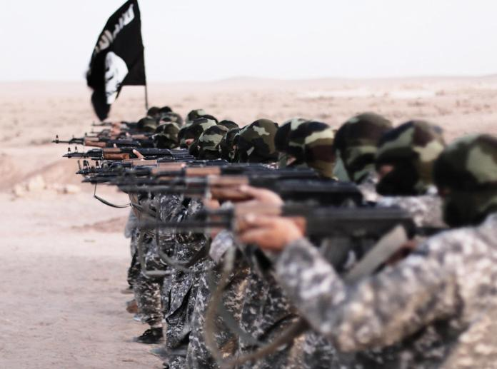 ISIS has been re-grouping in Syria after US-backed forces declared victory over the terror group