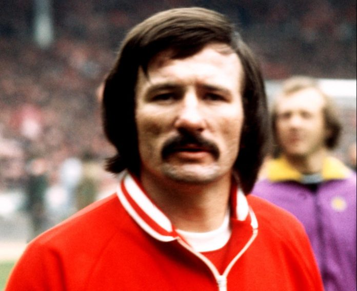 Former Liverpool captain Tommy Smith has died aged 74