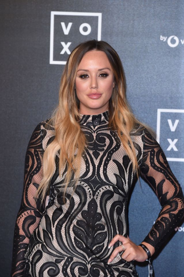 Charlotte Crosby has also had lip fillers