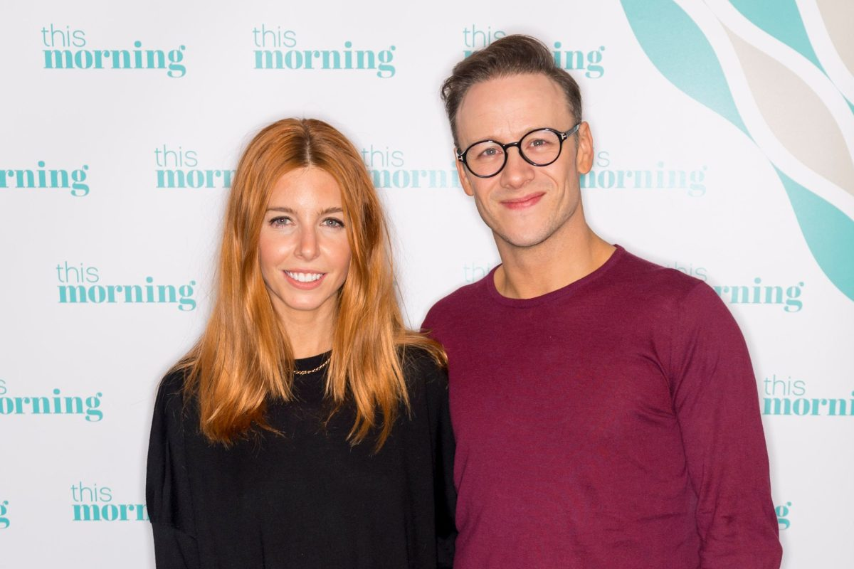 Kevin Clifton sent 90 tweets in support of Stacey Dooley