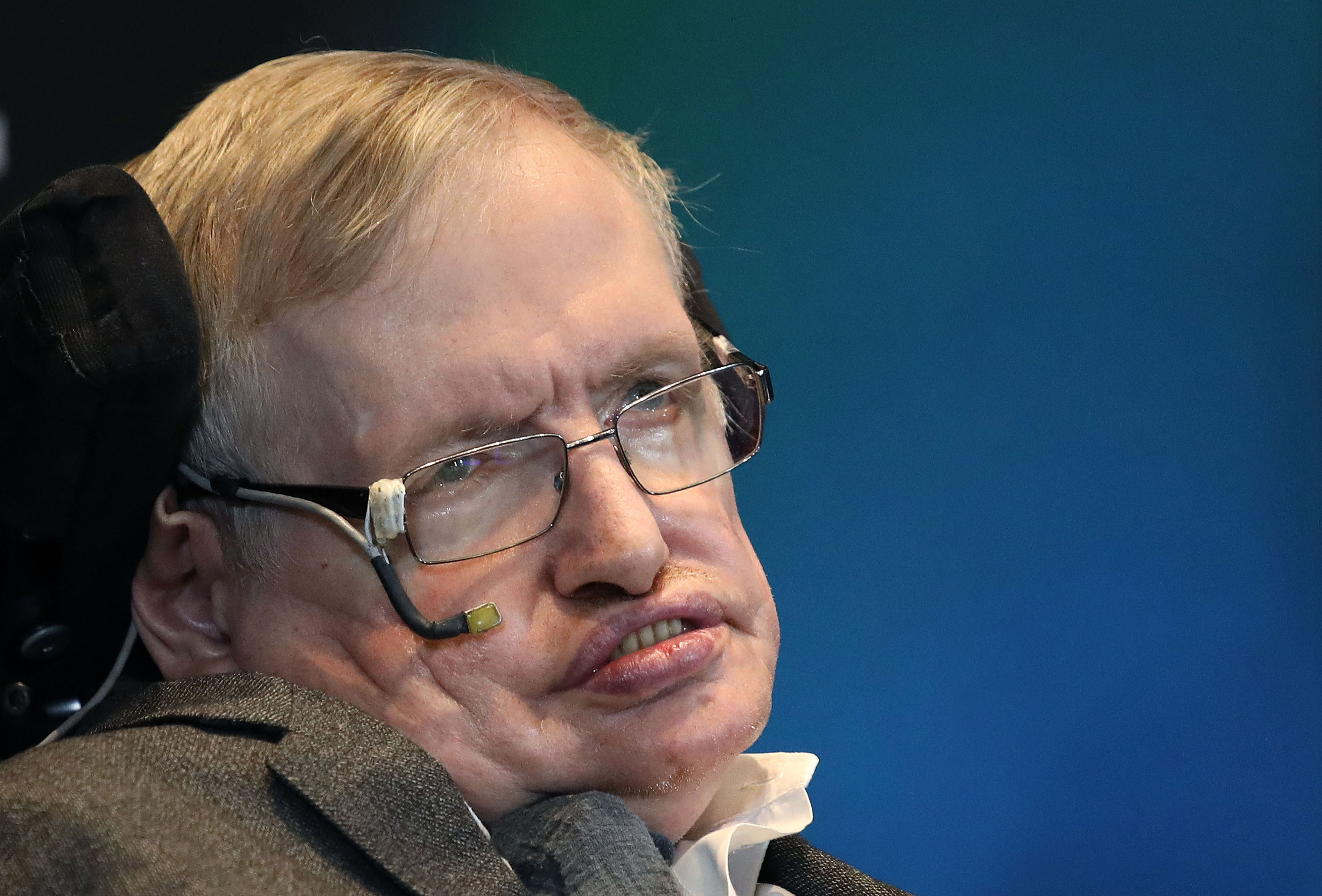 The late Stephen Hawking believed black holes were gateways to other dimensions