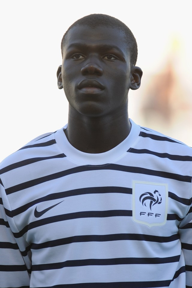 During his youth career, Koulibaly played for France's Under 20s