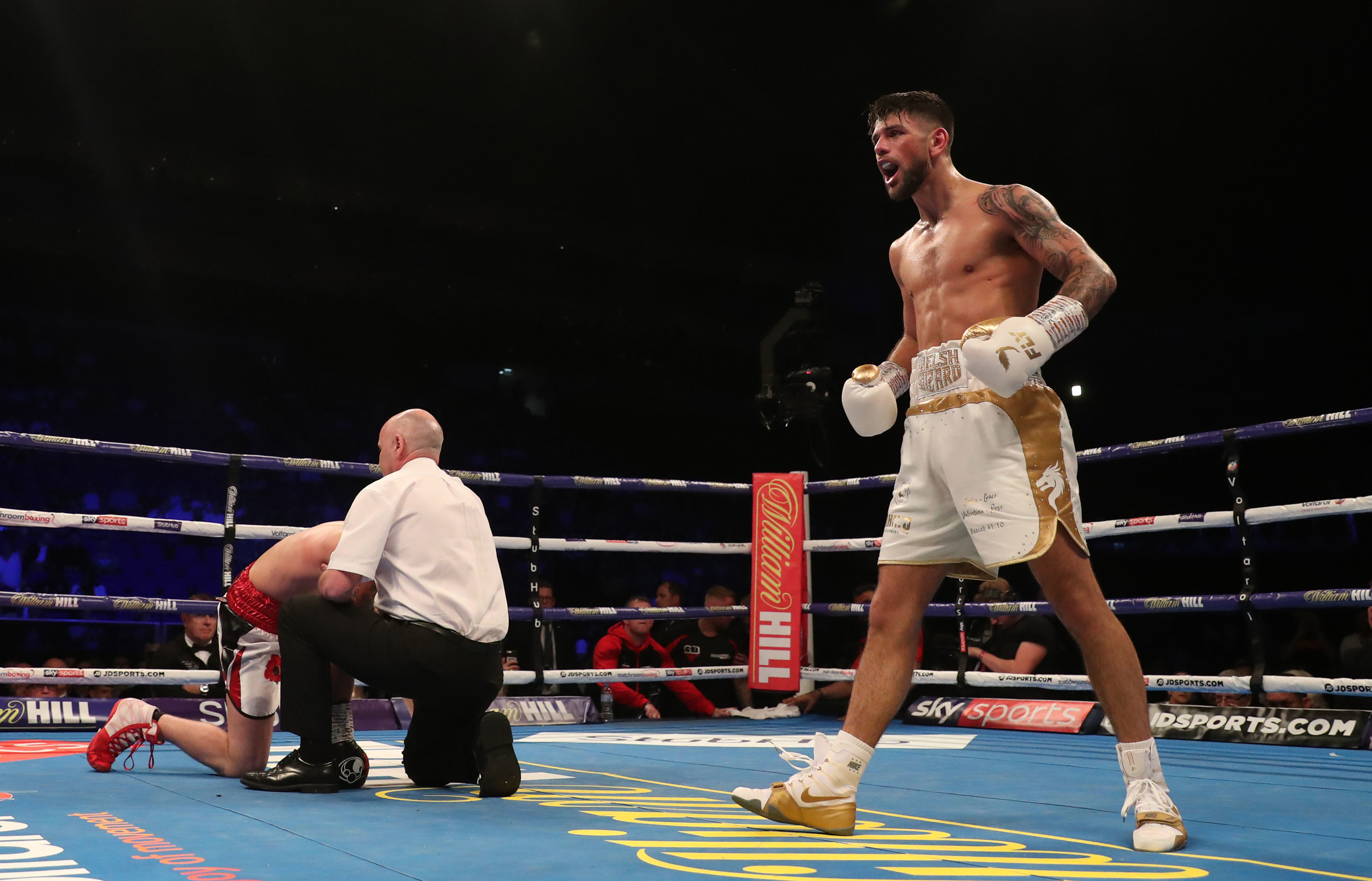 Joe Cordina shined in his six round demolition of Andy Townsend showcasing speed, power and ruthlessness