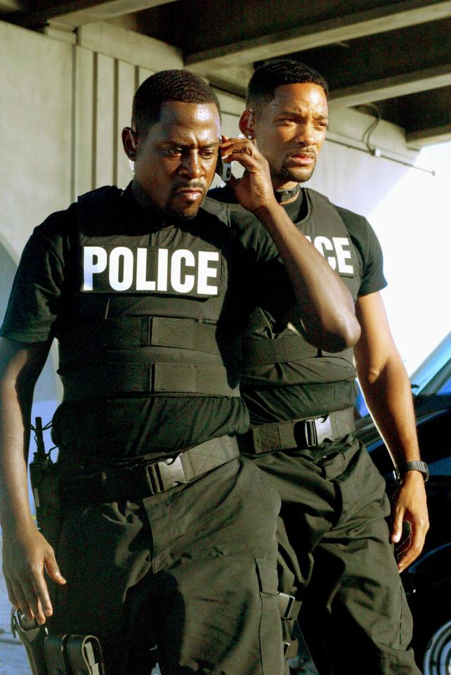 bad boys for life will smith martin lawrence