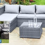 B M S Stunning Garden Sofa Furniture Is 800 Cheaper Than Identical Set From Next