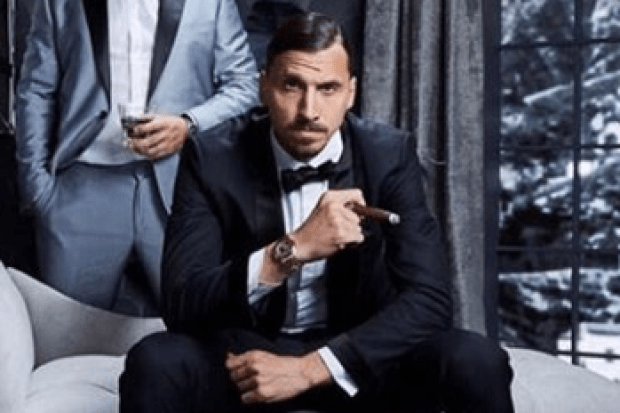 sneakers for cheap 60a3f c125f Zlatan Ibrahimovic latest news, gossip and rumours from The Sun