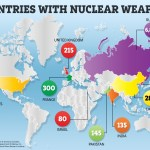 Top Secret Locations Of 150 Us Nukes Hidden In Europe Are Accidentally Leaked In Nato Report Sparking Major Security Fears