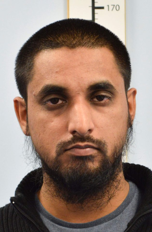 Mohammed Rahman was jailed with Choudary in 2016 over IS support - the 35-year-old is now an IS executioner