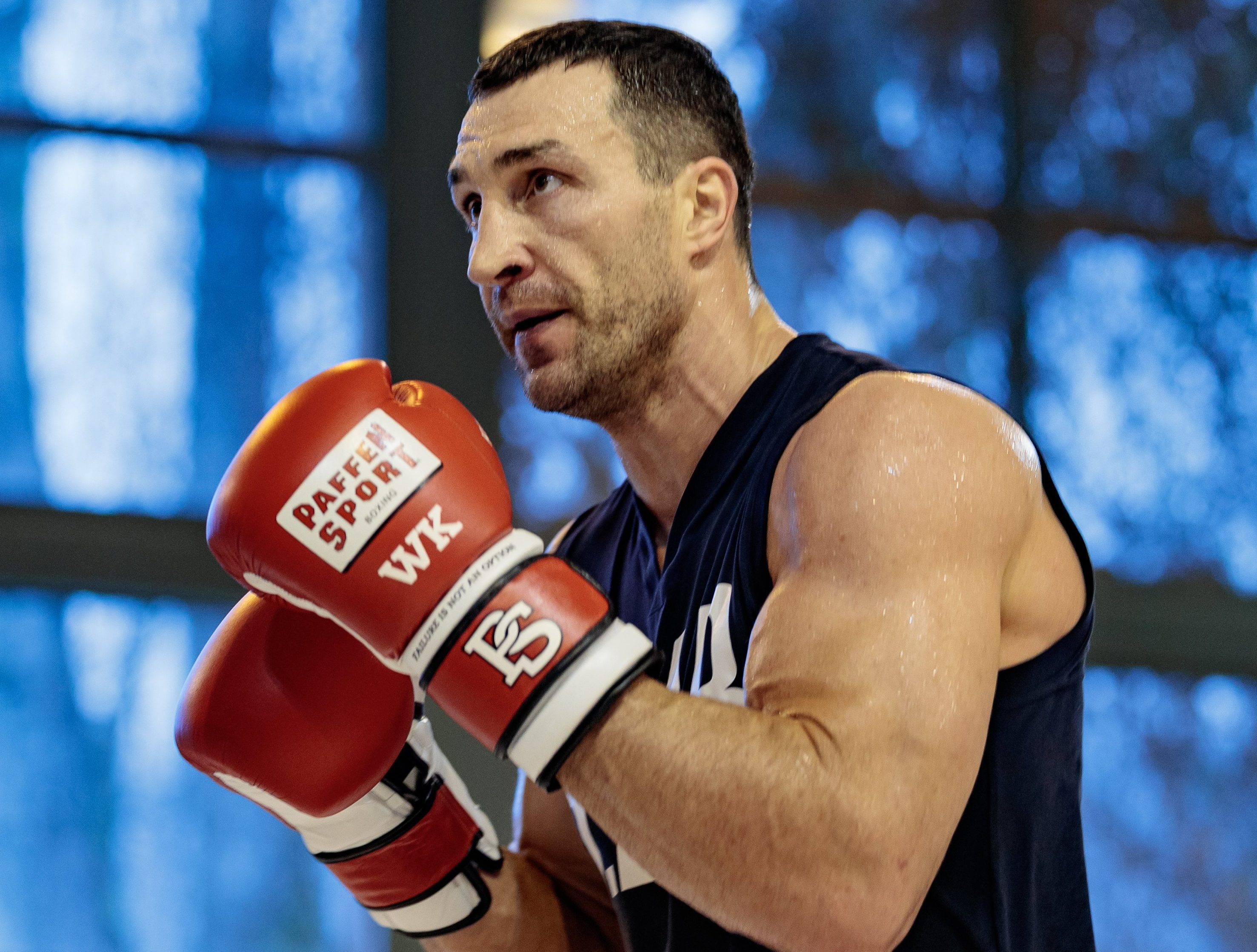 Promoter Hearn revealed Wladimir Klitschko has been speaking with DAZN regarding a lucrative comeback to the ring