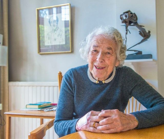 Judith Kerr Was Remembered For Her Humour After She Passed Away At Home Yesterday