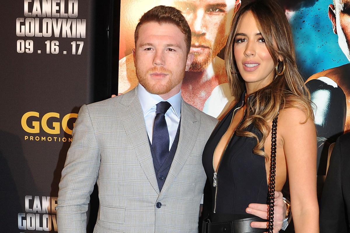 A £ 10 Million Car, A Beautiful Woman Date, A Great Home Ownership, Canelo  Alvarez's Great Lifestyle – The Sun - Eminetra.co.uk