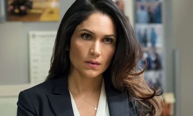 The character Angela Valdes in the TV show, Power