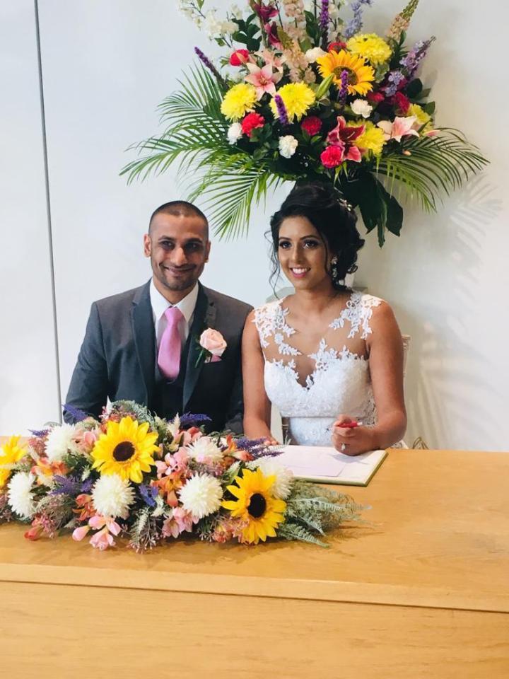 Usheila Patel marrying Khilan Chandaria