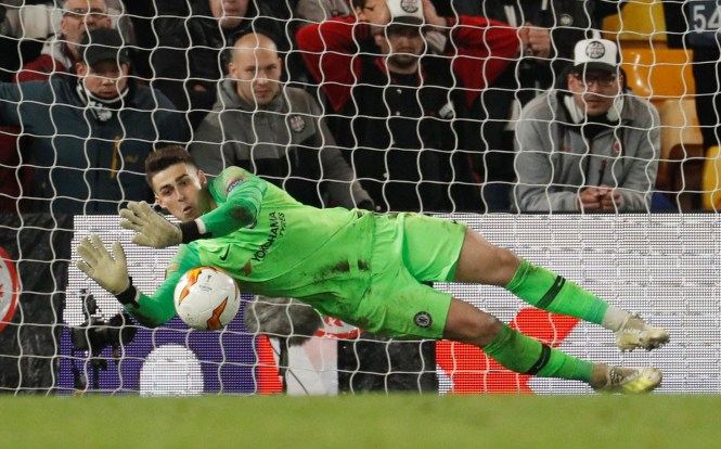 Chelsea look unlikely to even have the chance to break their record - the £71.6m they spent on Kepa Arrizabalaga