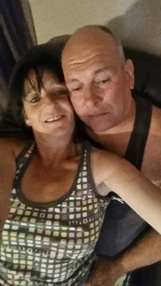 Steve Dymond's partner said to The Sun: 'He was still my fiance. I still loved him'