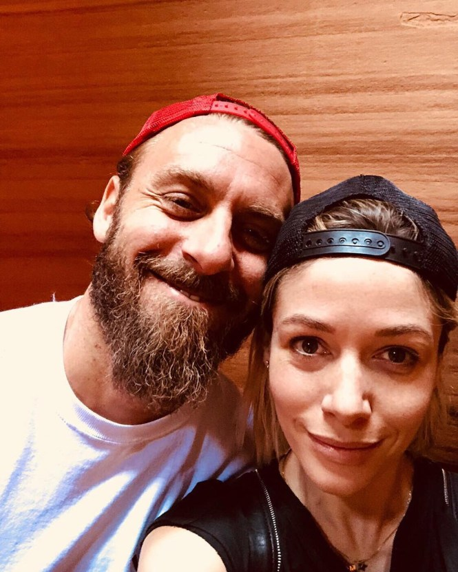 Could De Rossi and his English-born wife Sarah Felderbaum be headed for the Premier League?