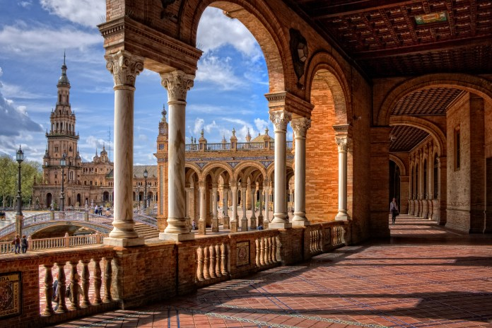 See the attractive Plaza de Espana on your city break in Seville from £188pp
