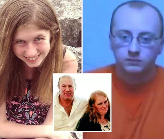 Jayme Closss Sobbing Kidnapper Says Hes Sorry As Hes Jailed For Killing Teens Parents To Abduct Her