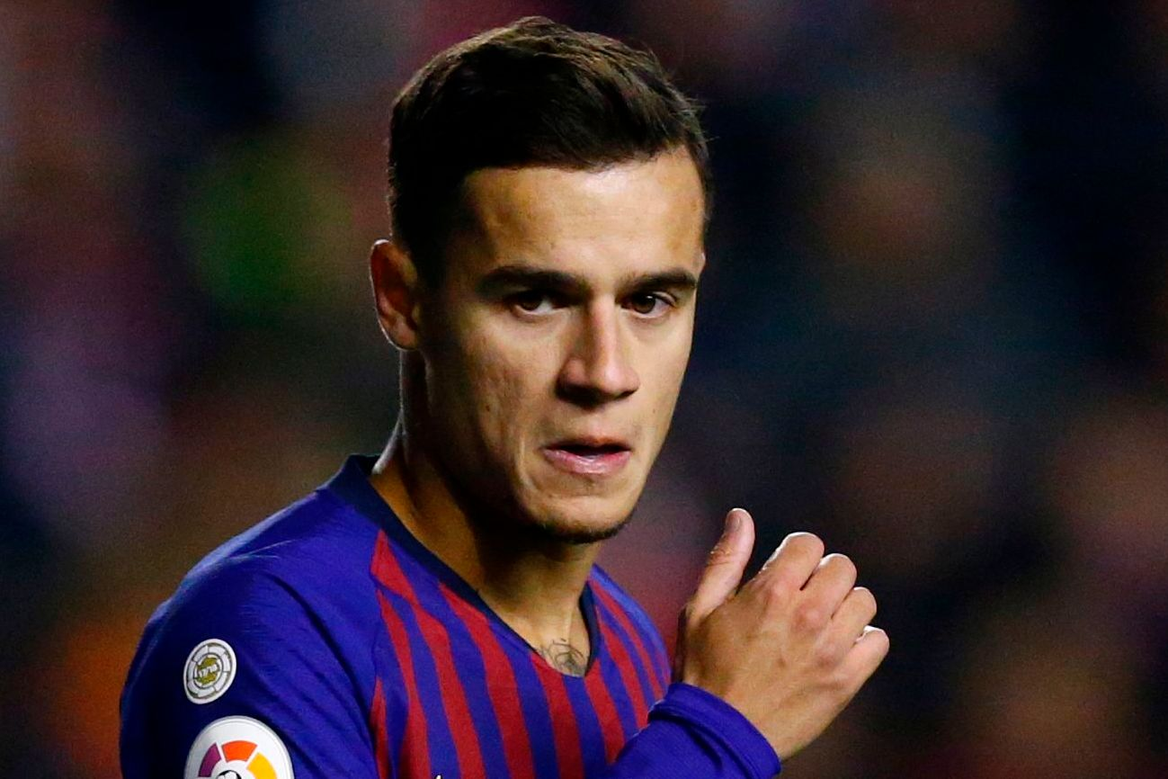 Man Utd transfer target Philippe Coutinho admits he has no idea if he will stay at Barcelona next season