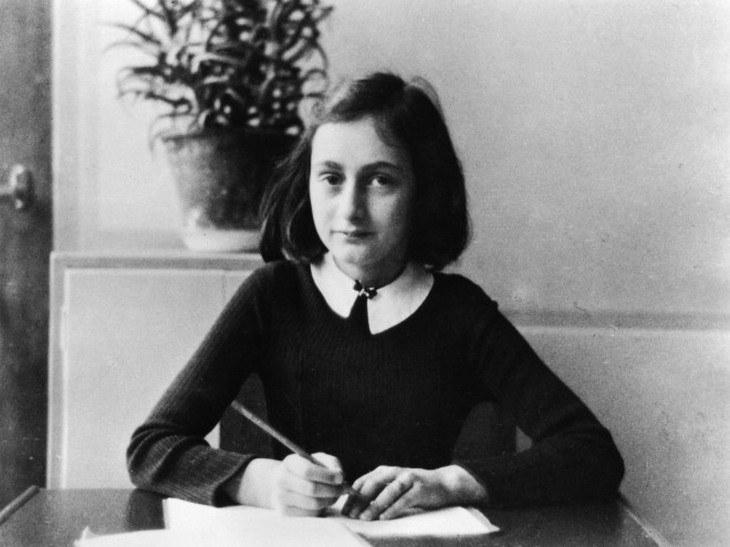 Anne Frank's diaries reveal the inner life of a young teenager as she and her family hid from the Nazis during the 1940s