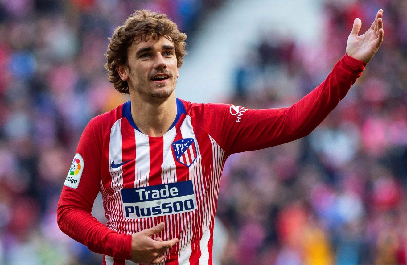 Image result for Pictures of Antoine Griezmann