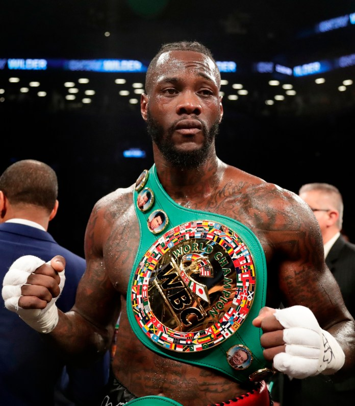 Boxing Chiefs Are Trashing Out A Deal To Force Deontay