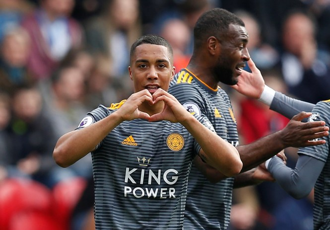 Youri Tielemans impressed on loan at Leicester and could now make the move his Premier League switch permanent, either at the King Power or Old Trafford