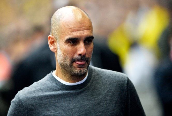 Pep Guardiola and Manchester City are fighting the Uefa charge of alleged financial doping