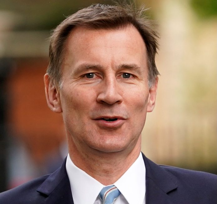 Jeremy Hunt has pledged to build 1.5 million homes for young people in his bid for the Tory leadership