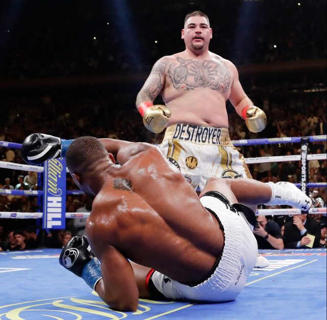 Anthony Joshua Vowed To Break Drake Curse After Being