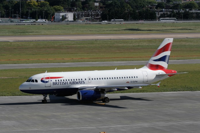 Passengers on the British Airways flight demanded he be able to stay in the UK