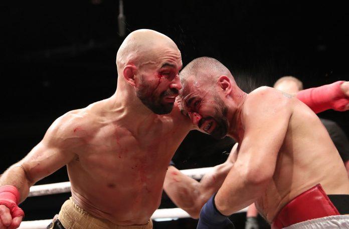 Artem Lobov earned a surprise unanimous decision victory against Paulie Malignaggi