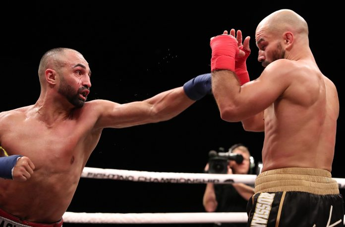 Malignanni felt the decisions went against him after believing he had outboxed his opponent
