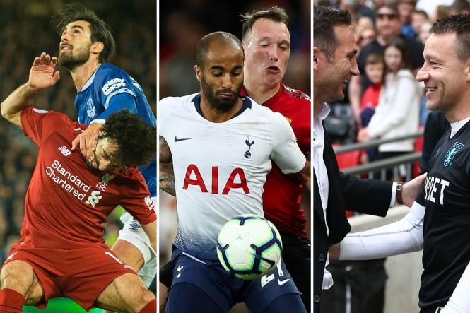 Liverpool vs Everton, Manchester United vs Tottenham and Chelsea vs Aston Villa are the pick of Amazon's games
