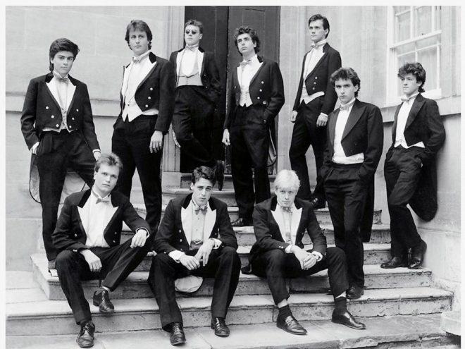 Boris Johnson and David Cameron were part of the Bullingdon Club