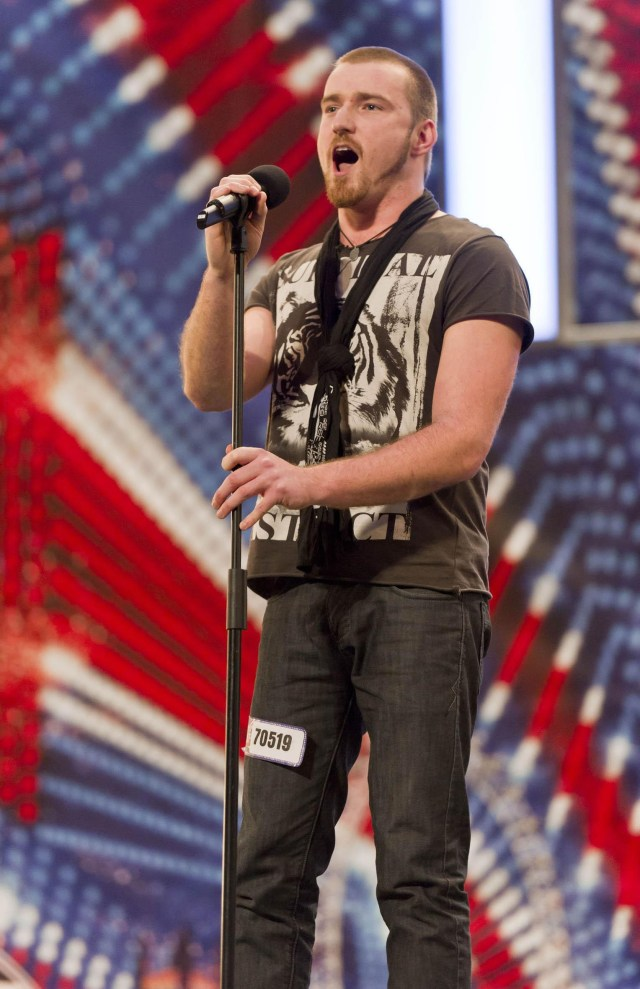 Jai McDowall is being tipped to appear on Britain's Got Talent: The Champions