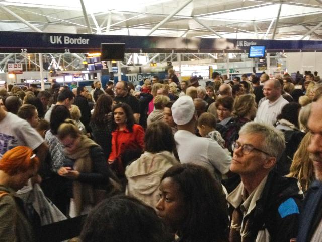 Brits could face travel chaos this summer