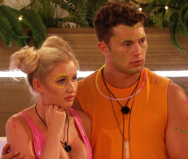 Curtis broke up with Amy after realising he didn't fancy her