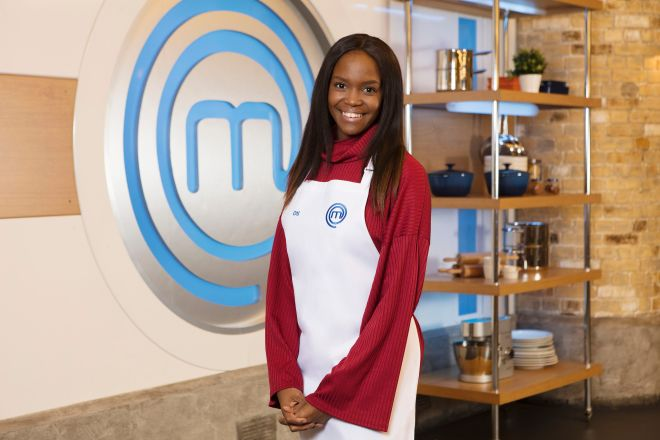 Celebrity Masterchef Oti
