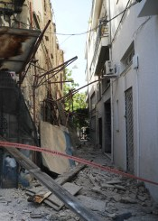 Image result for ATHENS EARTHQUAKE