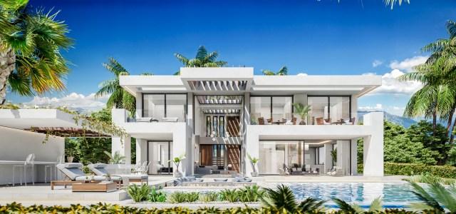 Ronaldo's new four-bedroom plush villa in Marbella