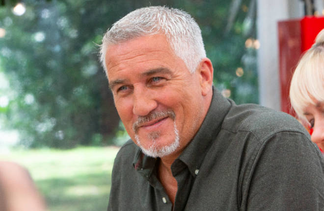 Paul Hollywood has been a judge on Bake Off since the series started