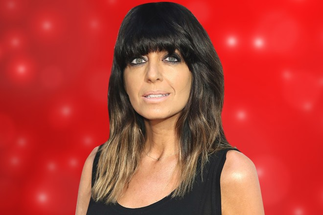Claudia Winkleman hosts Strictly Come Dancing on BBC One