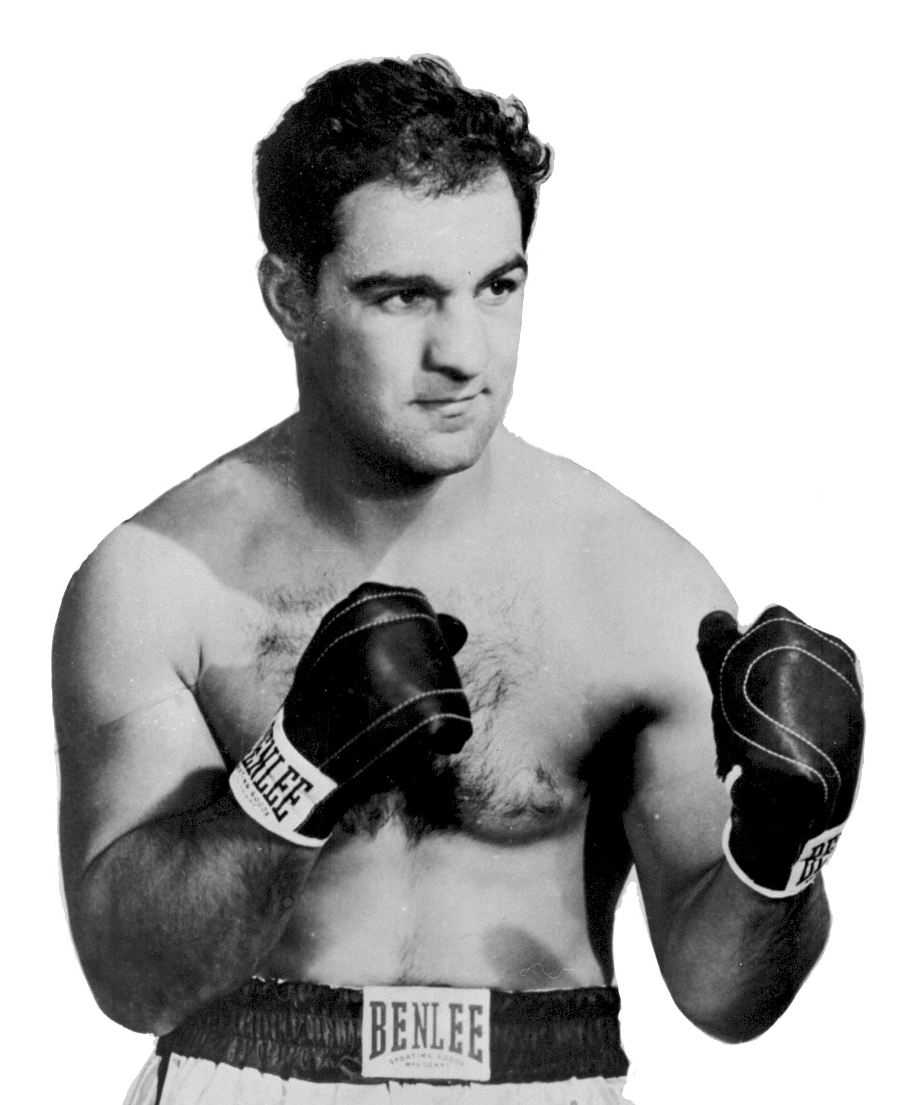 Rocky Marciano is the only heavyweight on the list to retire undefeated