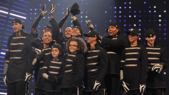 Dance troupe Diversity beat Susan Boyle to win Britain's Got Talent 2009