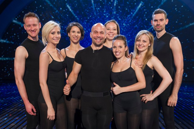 Attraction wowed judges with their performances to be crowned the winners of Britain's Got Talent 2013