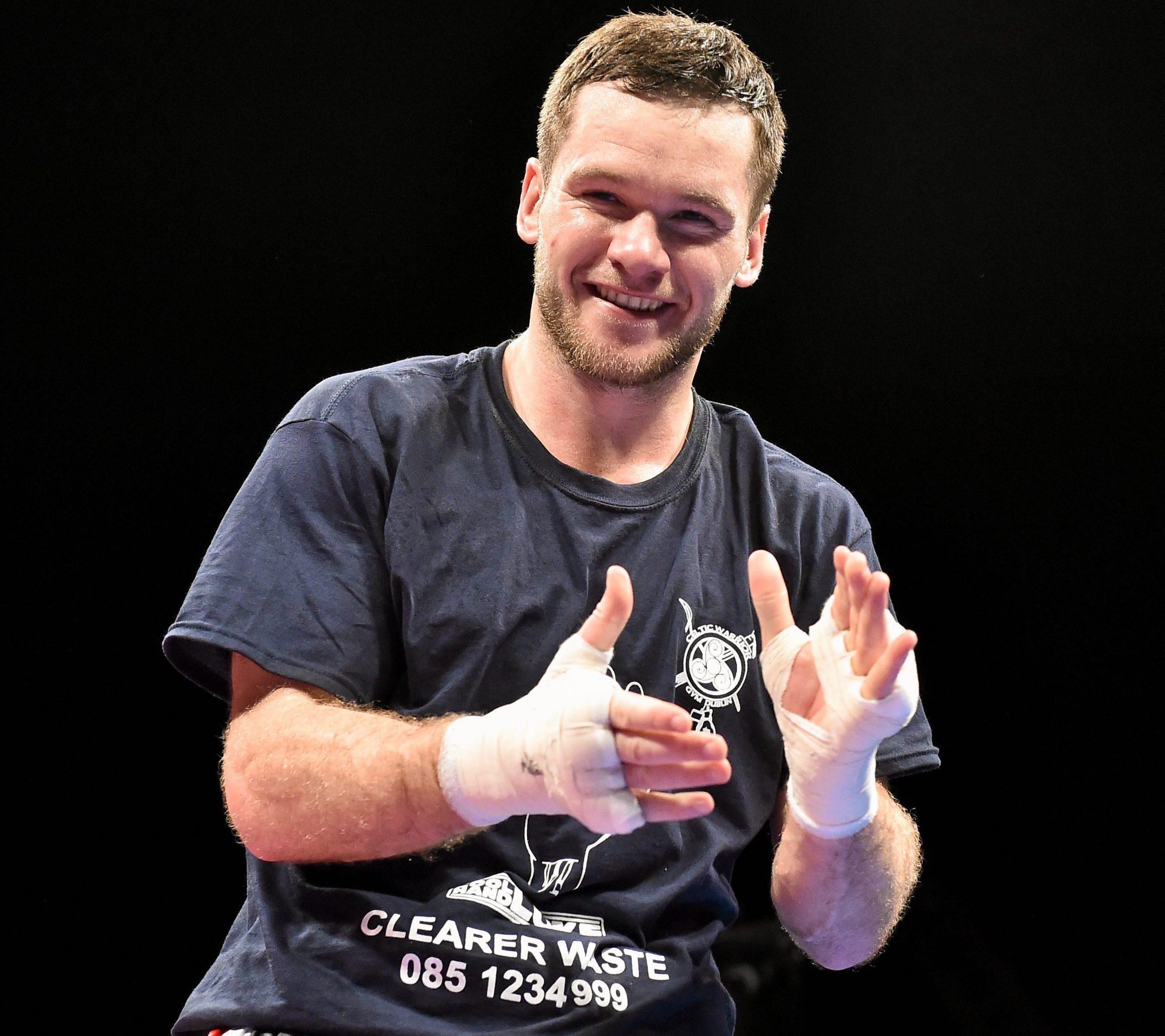 Keeler called out McGregor after his alleged assault in Dublin back in April